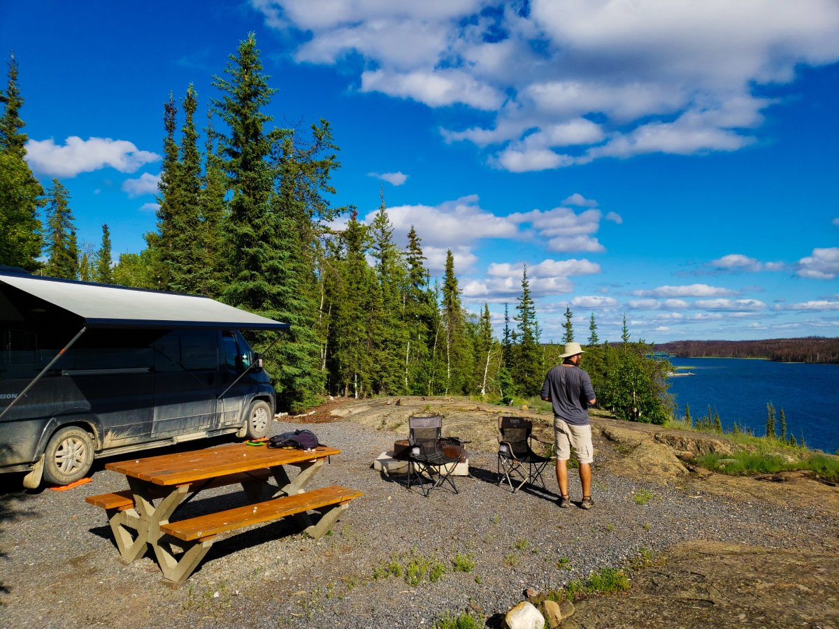 Full-time Vanlife: A Few Tips For Traveling In The Northwest Territories,Canada