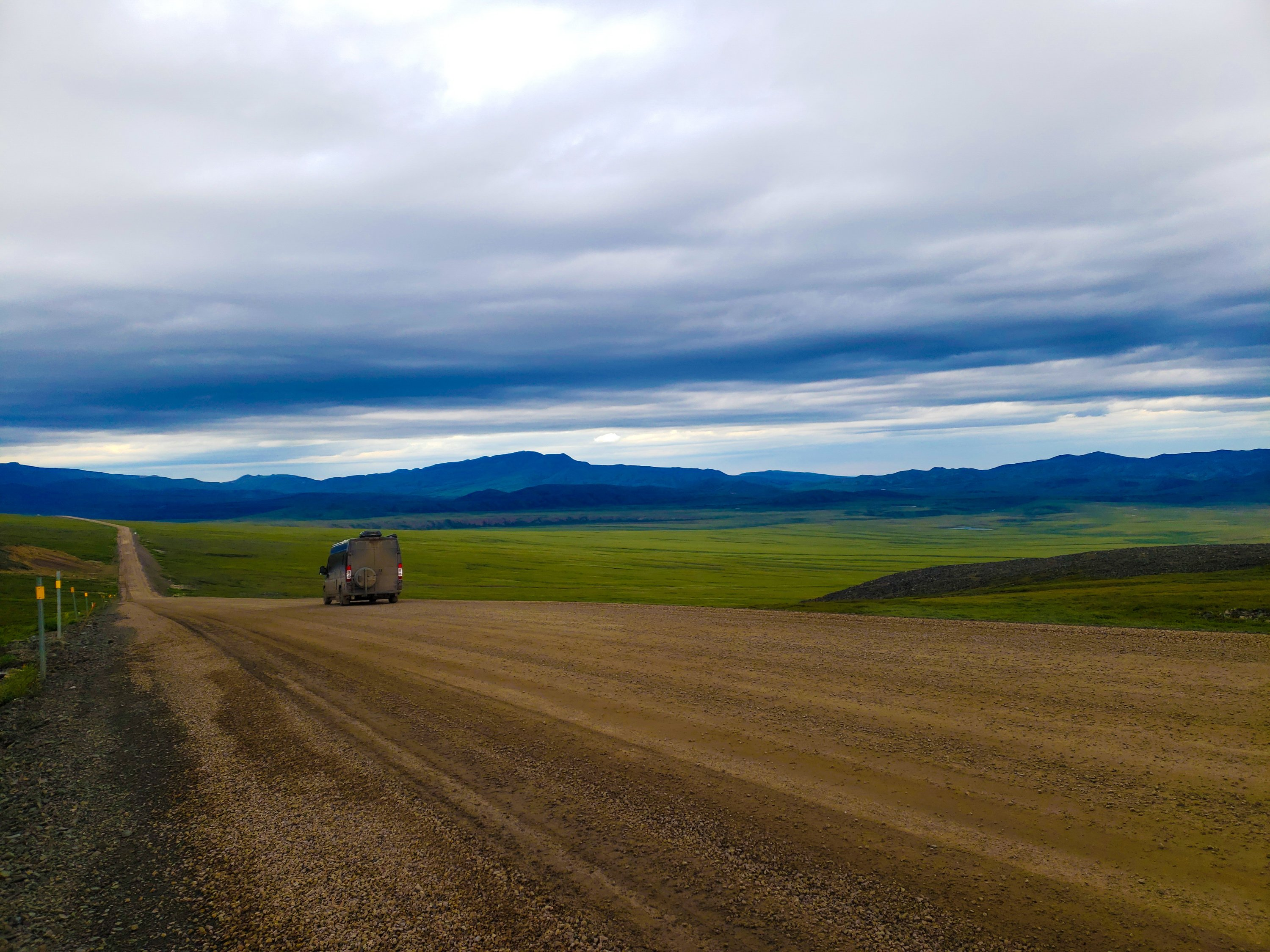 Dempster Highway, driving to Tuktoyaktuk, Northwest Territories, travel guide, vanlife travel, full time travel, off the beaten trail, epic roadtrips