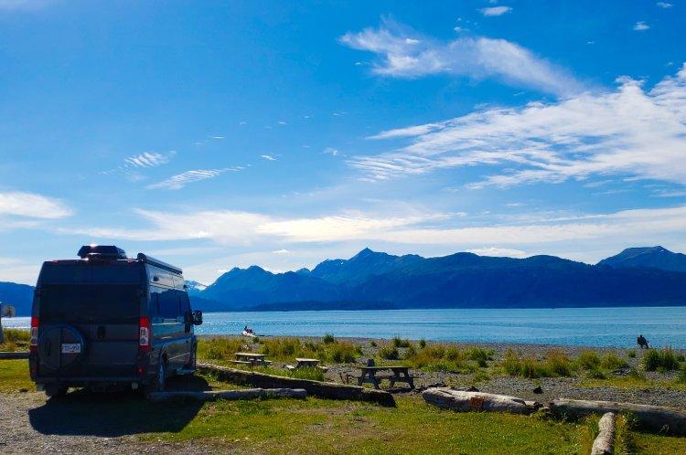Choosing a van, travel couples, full time travel tips, life on the road, vanlife, realities of living in a van, love van life, roadtrek, campervan