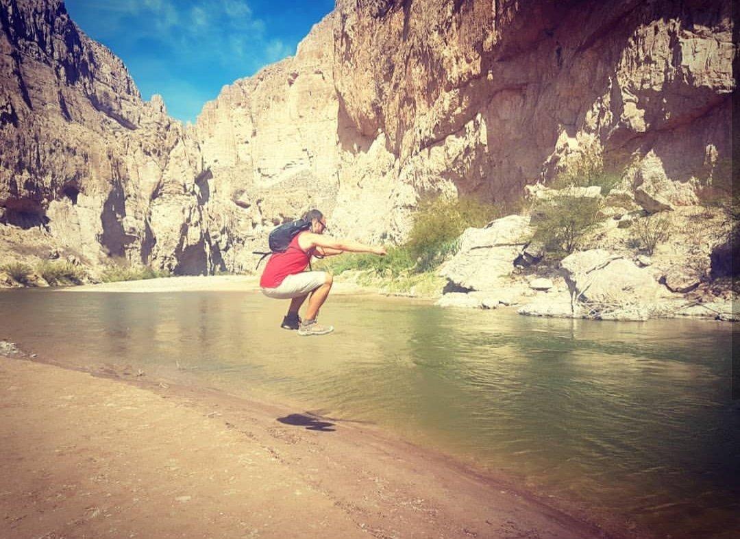 Big Bend National Park Vanlife Travel Texas Instagram