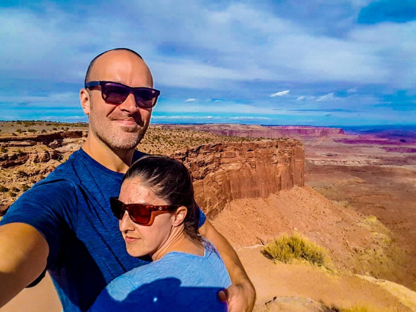 Fulltime travelers, travel couples, one year on the road, life on the road, vanlife