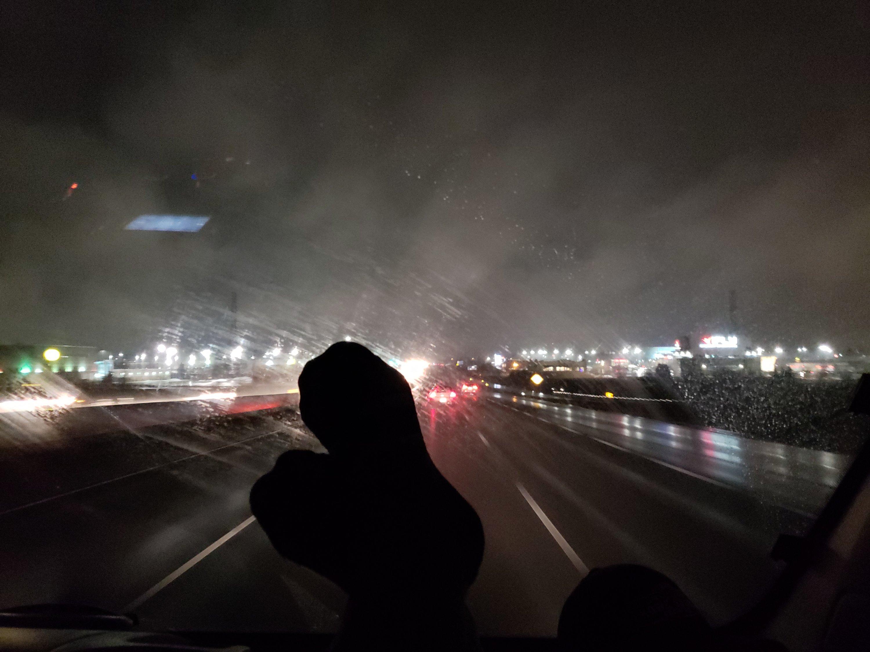 On The Road & Mississippi Van Life