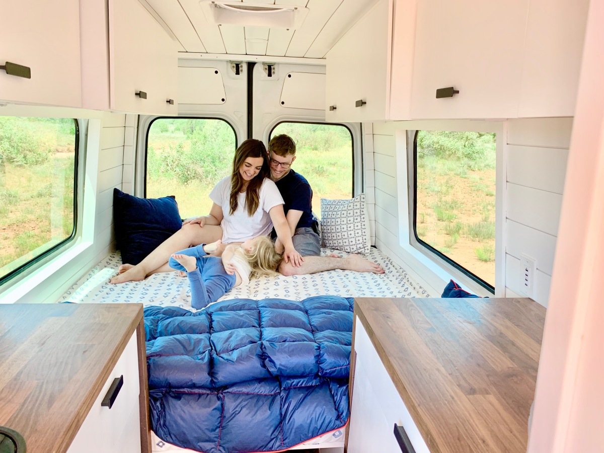 The Realities of #Vanlife Chapter 3: Summit OfFreedom
